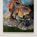 Jaakko Tuomainen: Dutch Flowers - Hollannintulisia, 2011, öljy kankaalle